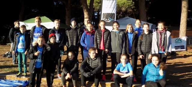 Cross international d'Hyères 17/12/2017